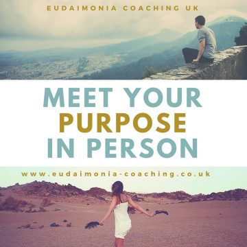 Meet your Purpose in Person; Christina Garidi; Eudaimonia Coaching; Eudaimonia