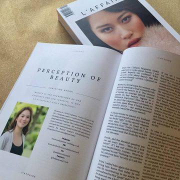 Laffairemagazine Perception of Beauty Christina Garidi Eudaimonia