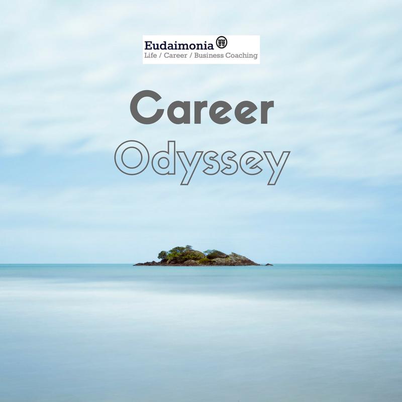 Career Odyssey - Ithaca Island - Eudaimonia - Christina Garidi